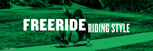 FREERIDE RIDING STYLE