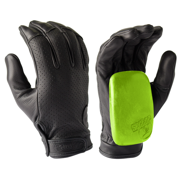 DRIVER II GLOVES - BLACK