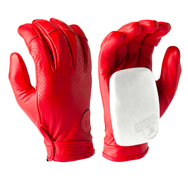 DRIVER II GLOVES - RED