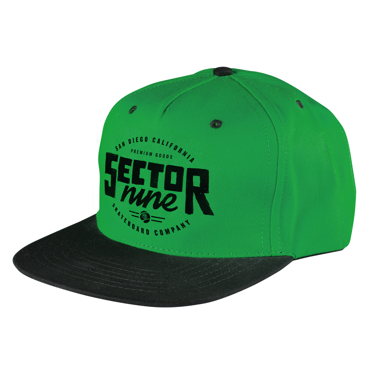 sector-nine-green-hat