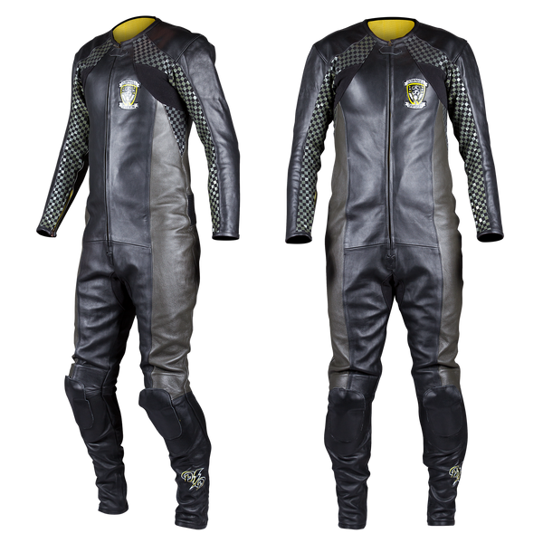 DD Leather Race Suit