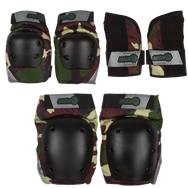 PURSUIT JR PAD SET - CAMMO