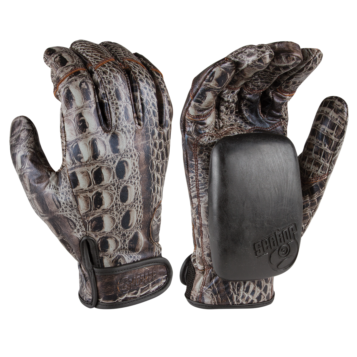 DRIVER II GLOVES - JUNGLE