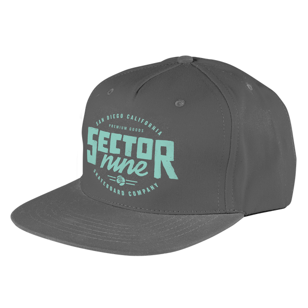 sector-nine-grey-hat