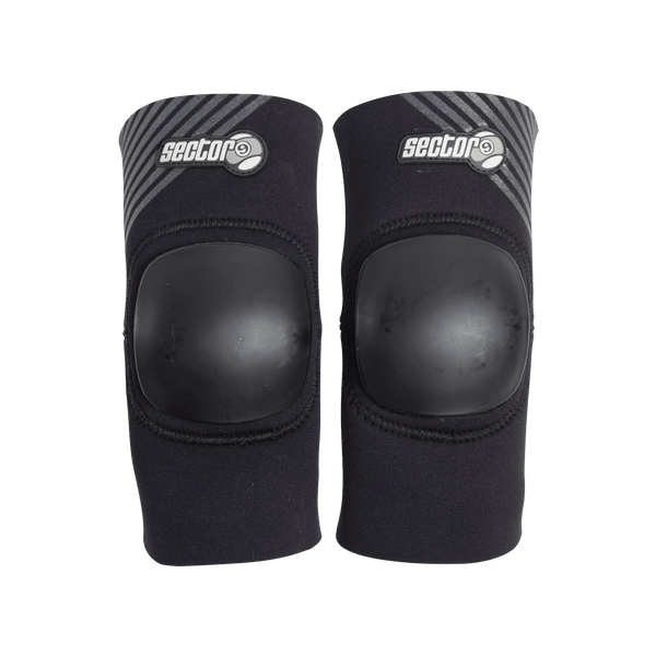 GASKET ELBOW PADS - BLACK