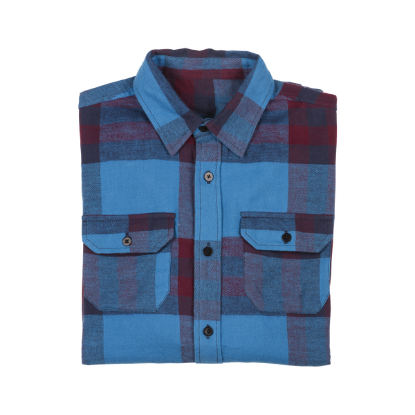 Islay Flannel Blue