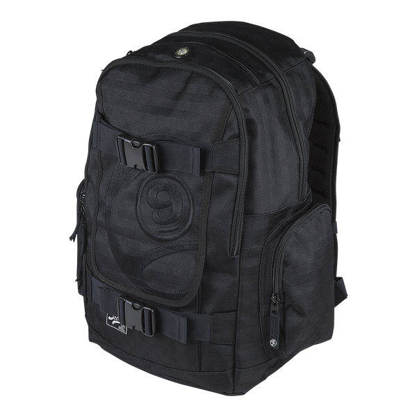 THE FIELD BACKPACK - BLACK