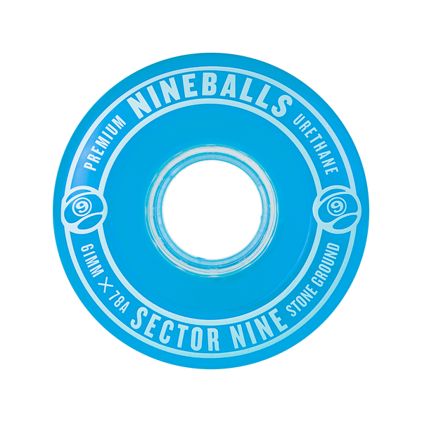 61mm 78a Nineballs Blue