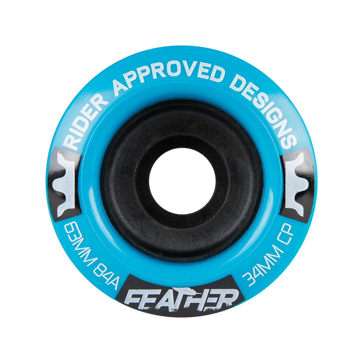 RAD 63mm 84a Feather Blue