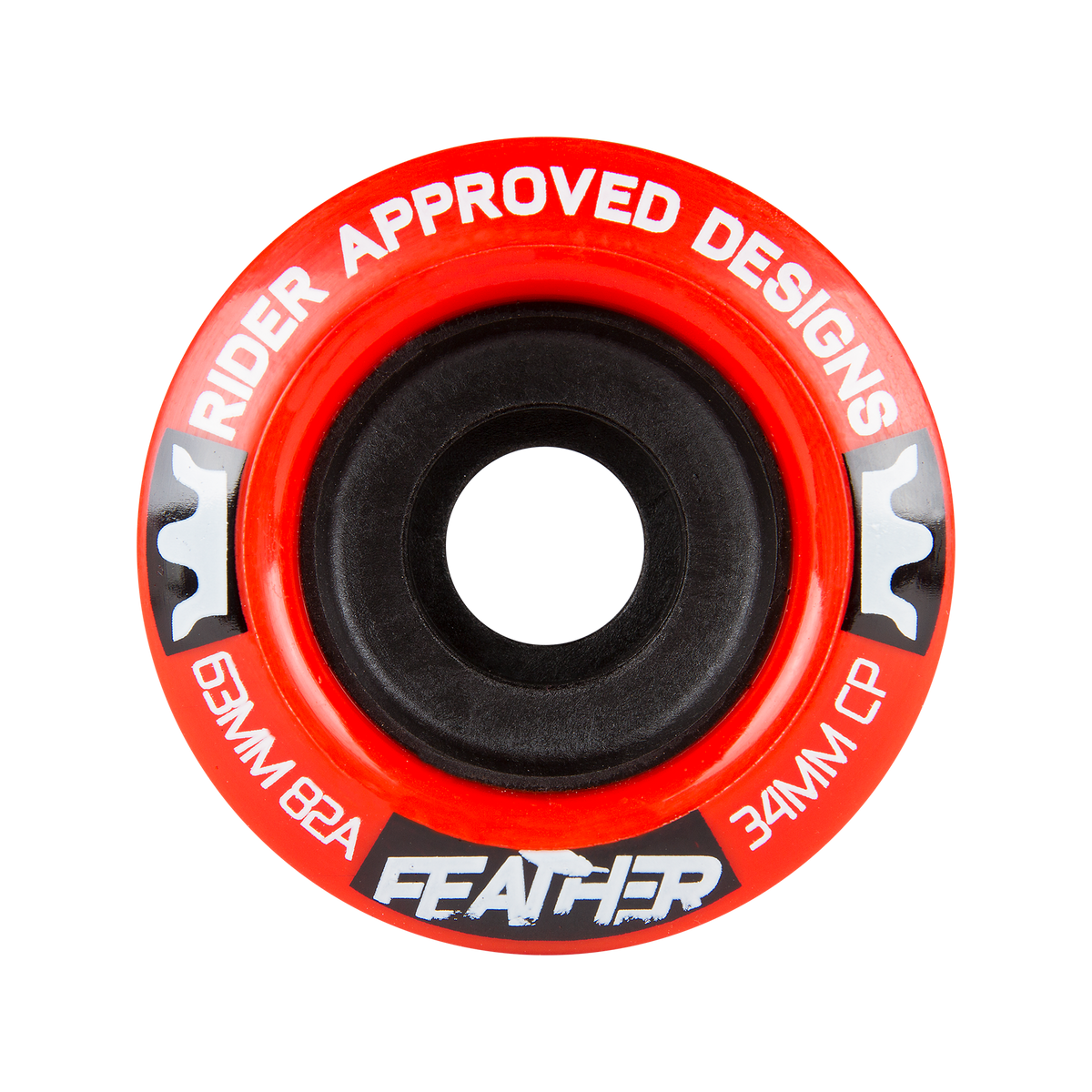 RAD 63mm 82a Feather Red