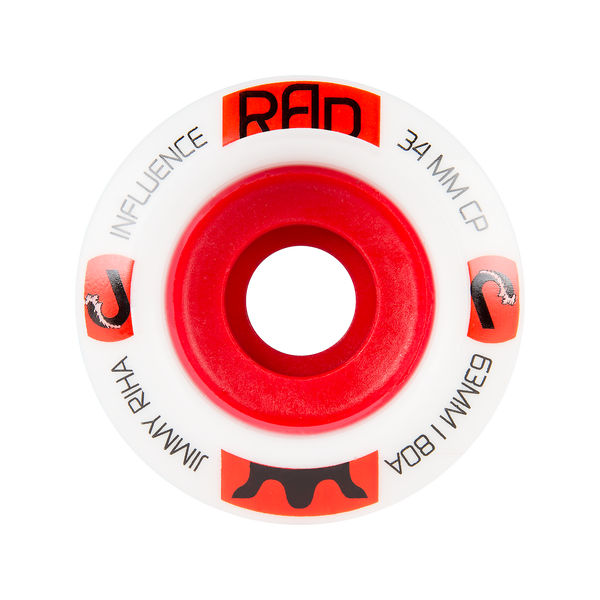 RAD 63mm 80a Jimmy Riha Influence
