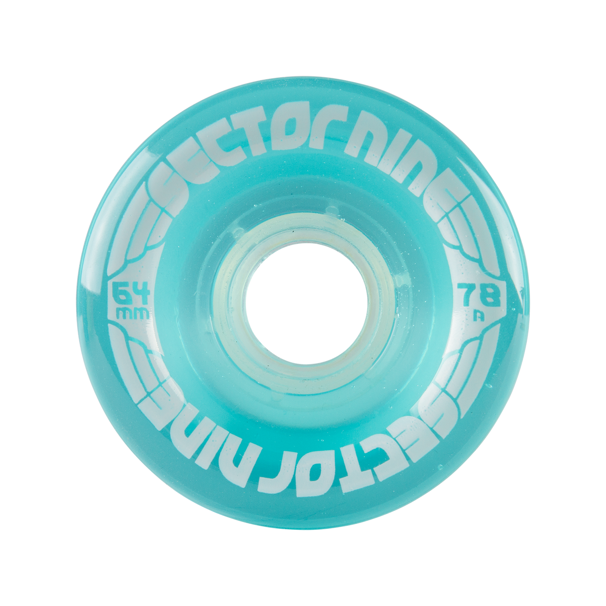 64mm 78a Nineballs Light Blue