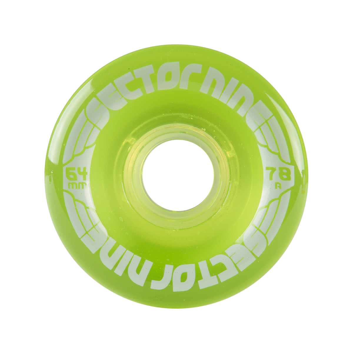64mm 78a Nineballs Light Green