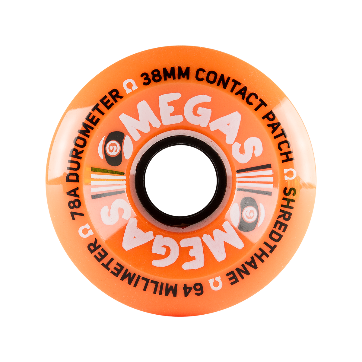 64mm 78a Omegas Orange