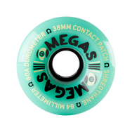 64mm 80a Omegas Teal