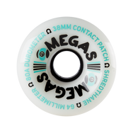64mm 80a Omegas White