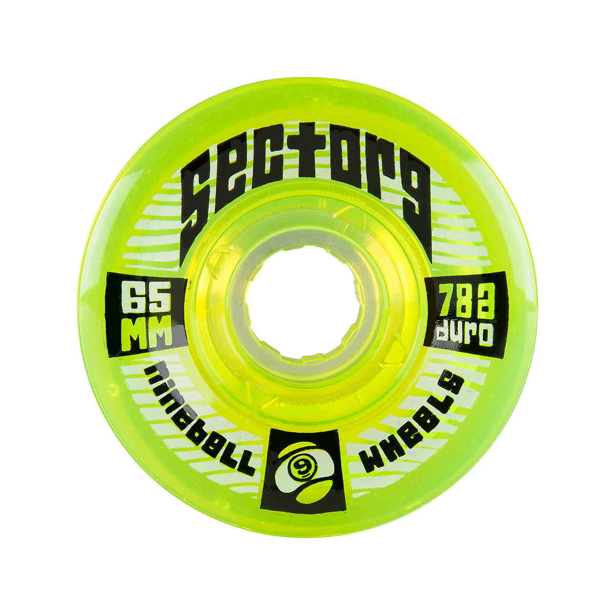 65mm 78a Nineballs Lime