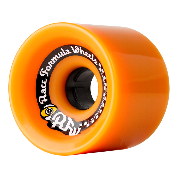 69mm 82a Race Formula Wheels Orange