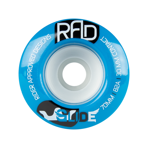RAD 70mm 82a Glide Blue
