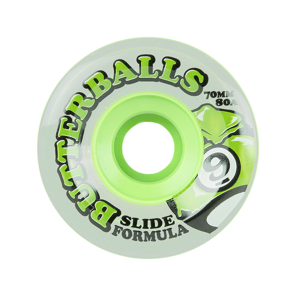 70mm 75a Green Butterballs