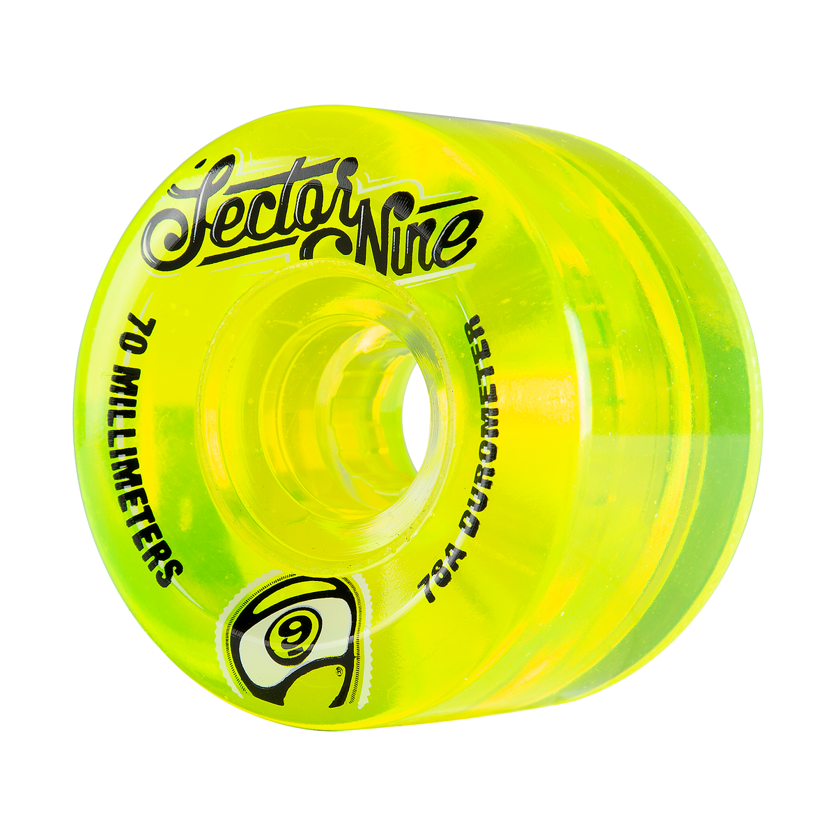 70mm 78a Nineballs Lime
