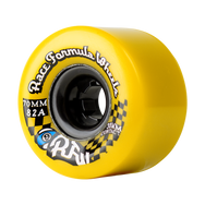 70mm 78a Centerset Race Formula Wheels Yellow