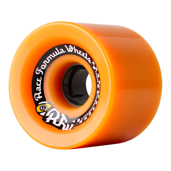 70mm 82a Offset Race Formula Wheels Orange