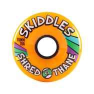 70mm 78a Skiddles Orange