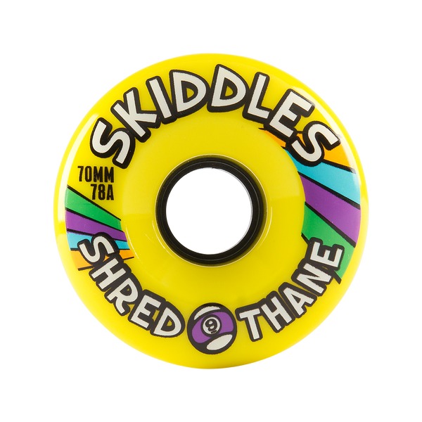 70mm 78a Skiddles Yellow