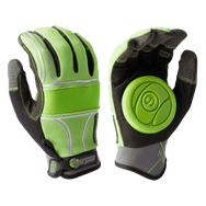 BHNC SKATEBOARD GLOVES GREEN