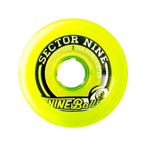 72mm 75a Nineballs Lime