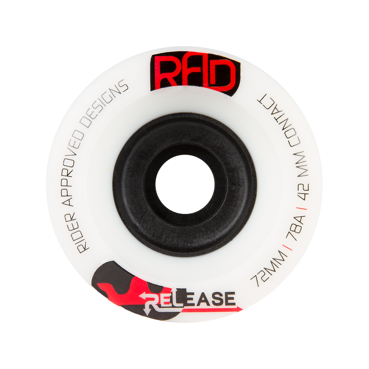 RAD 72mm 78a Release White