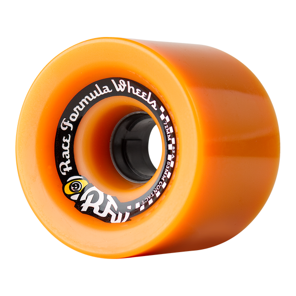 72mm 82a Race Formula Wheels Orange