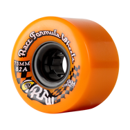 73mm 82a Race Formula Wheels Orange