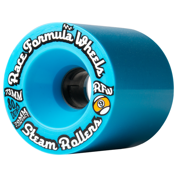 73mm 80a Steam Rollers Blue