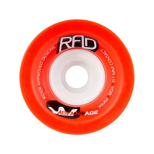 RAD 74mm 80a Advantage Red