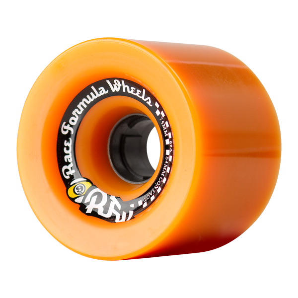 74mm 82a Race Formula Wheels Orange