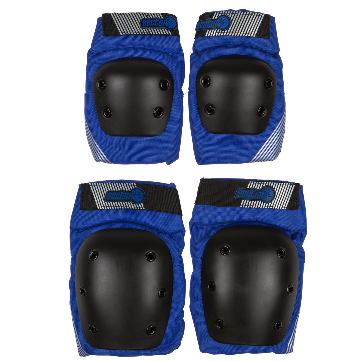 Pursuit Pads Set Blue