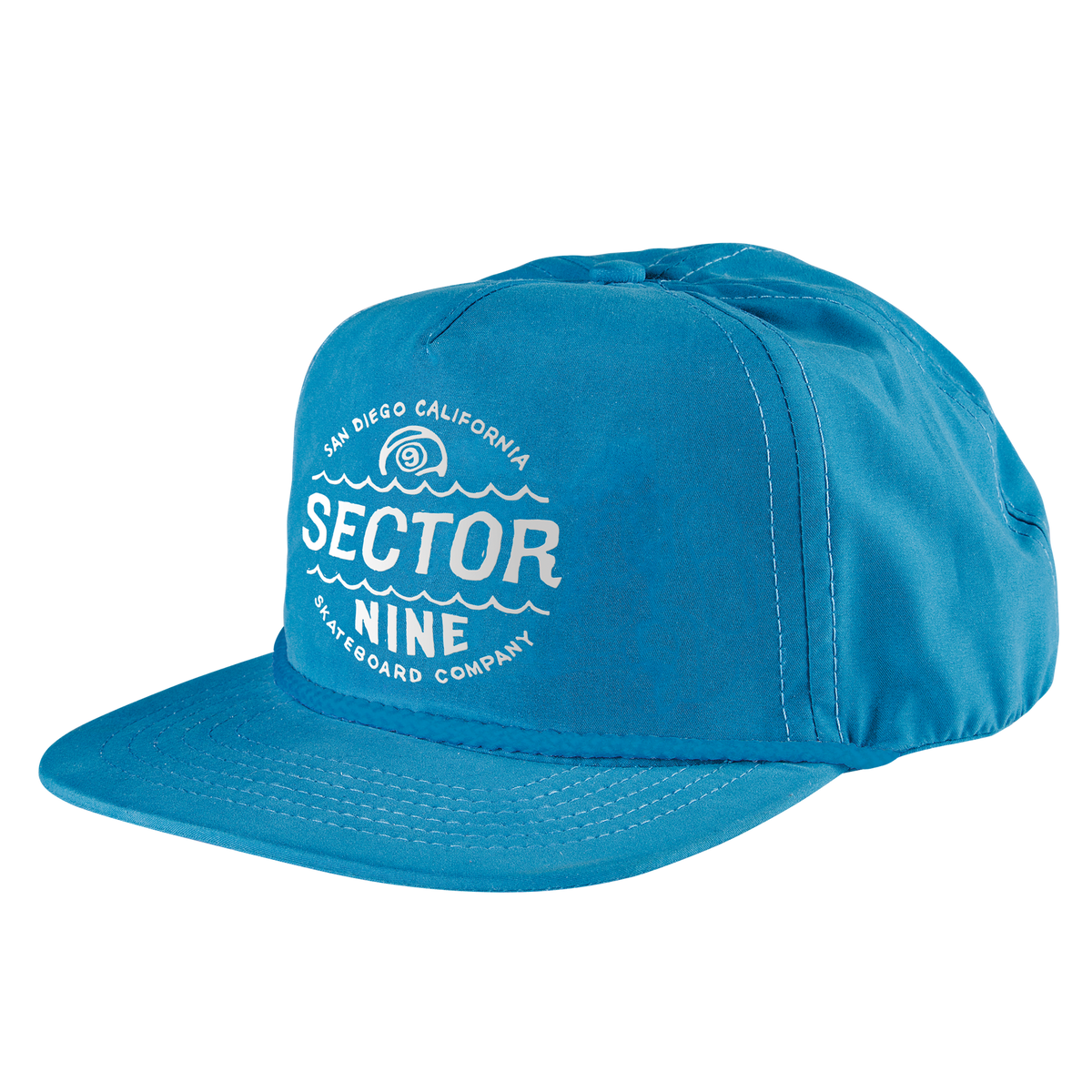 sector-nine-blue-hat