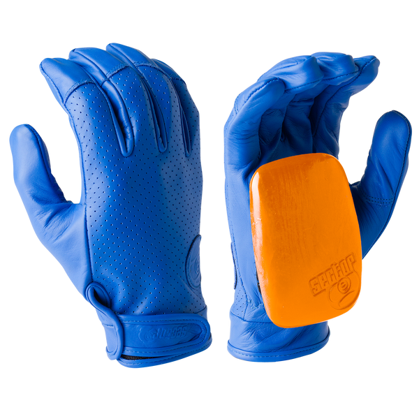 DRIVER II GLOVES - BLUE