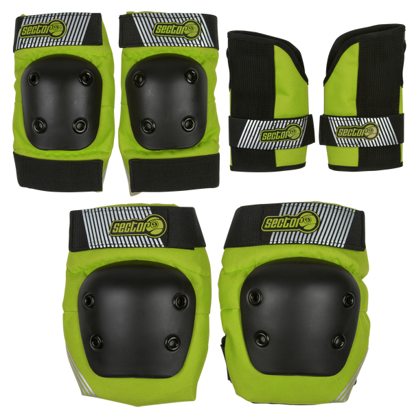 PURSUIT JR PAD SET - GREEN