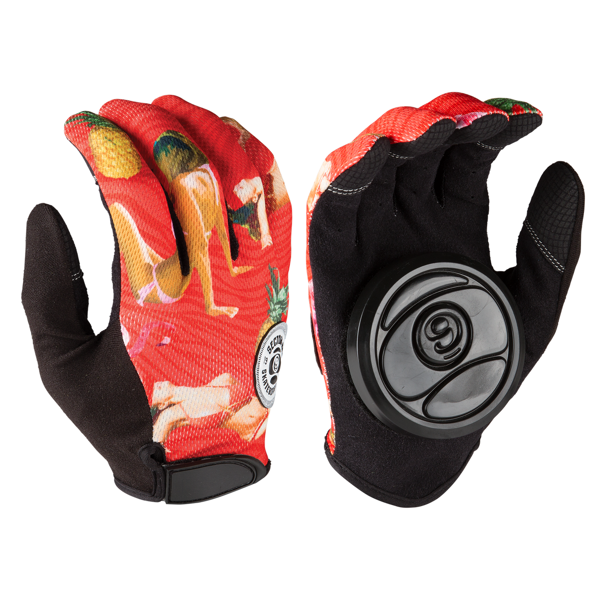 Rush Glove Red