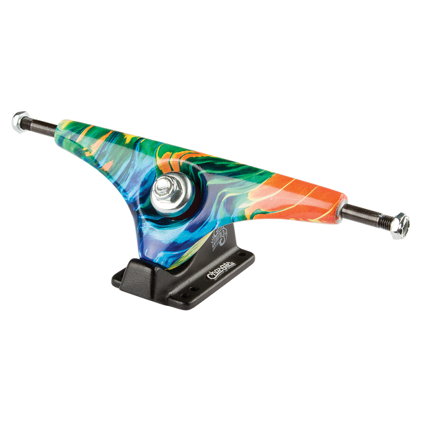 "9.0"" GULLWING CHARGER RESIN SINGLE TRUCK LONGBOARD"