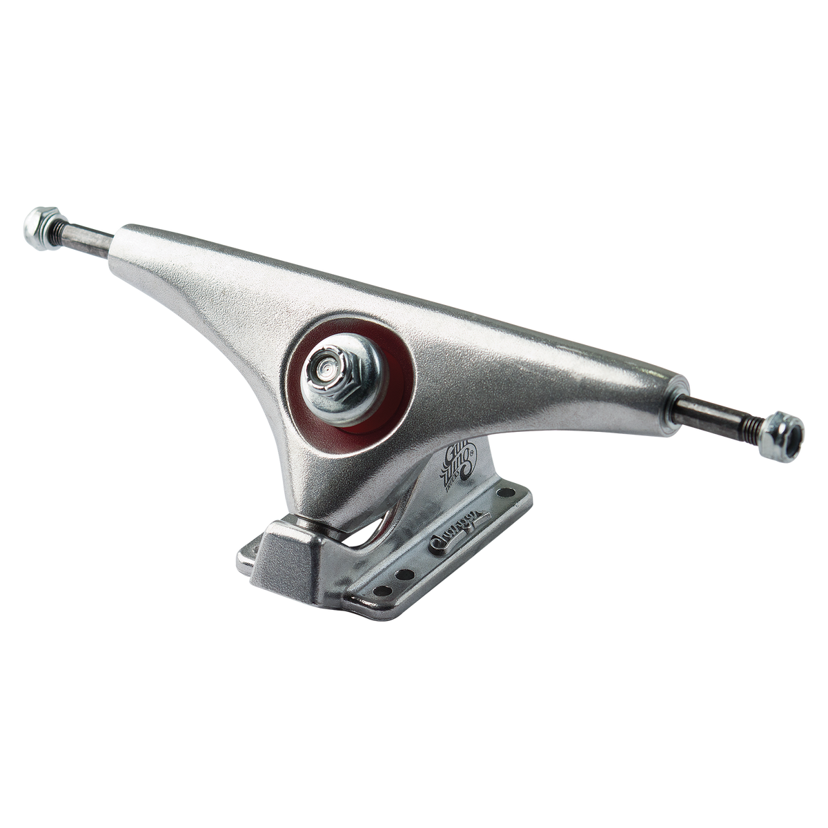"9.0"" Gullwing Charger Silver Single Truck"