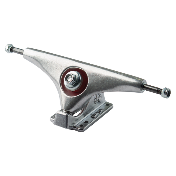 "10.0"" Gullwing Charger Silver Single Truck"