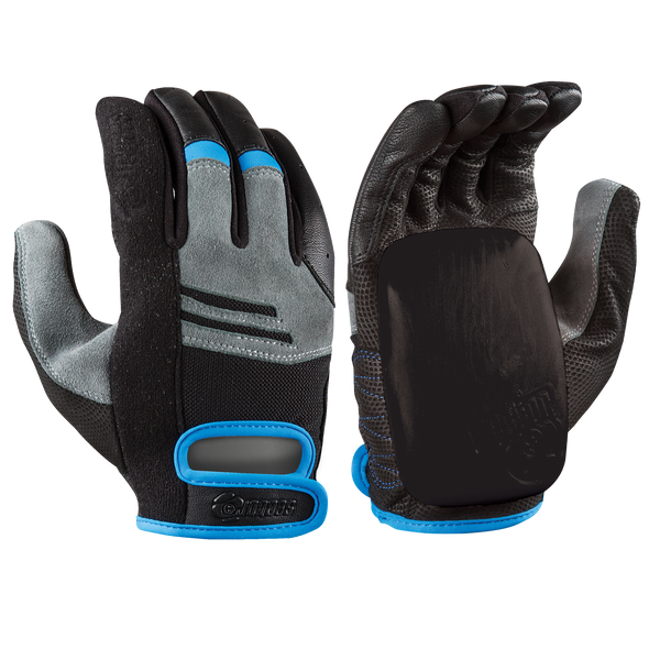 DASH SLIDE GLOVES - BLUE