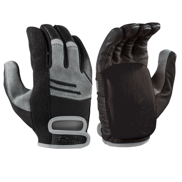 DASH SLIDE GLOVES - GREY