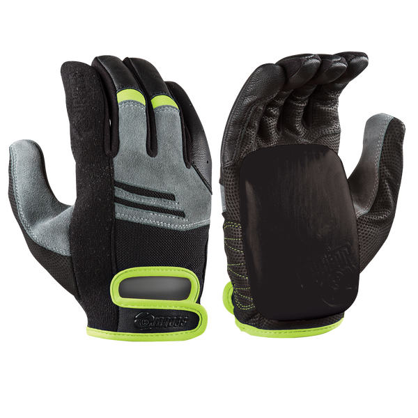 DASH SLIDE GLOVES - LIME