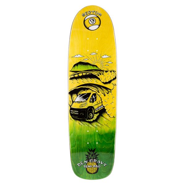 Dream Gravy Semi Pro Cruiser Board Decks