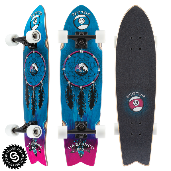 Feather Tia Pro Cruiser Board